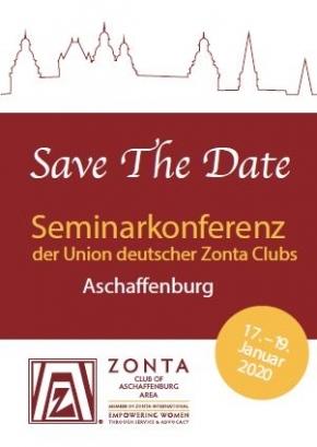 Seminarkonferenz 17. - 19. Januar 2020