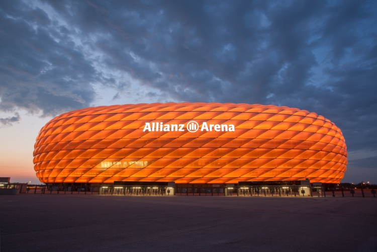 © Allianz Arena   B. Ducke