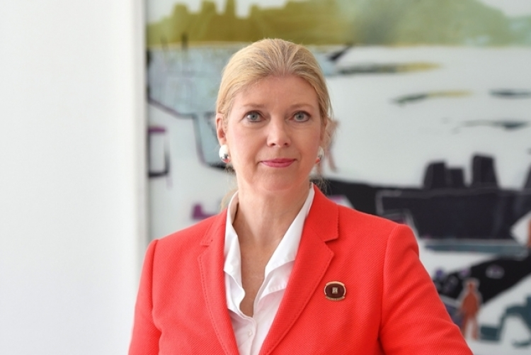 Susanne von Bassewitz, Zonta International Präsidentin (2018 – 2020)  | Foto © Zonta International